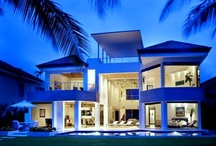 Dream Homes / by J Cannon