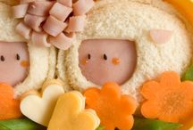 Cute kids food / by Sharee Morgan