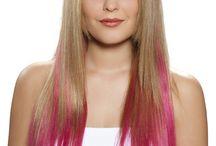 Extensiones / Elegance Hair Extensions dispone de las mejores #extensiones de cabello natural y fibra con diferentes opciones de colocación.