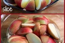 preserving apple
