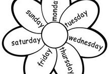 Enkku; viikonpäivät