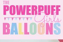 powerpuff party Melissa