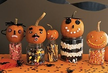 Halloween decor and yummies! / Fun food and ideas for Halloween! / by Tina Holt