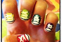 Fun Nails / by April Bishop Roos