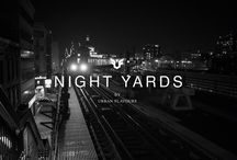 NIGHT YARDS COLLECTION / Urban Flavours Brooklyn NYC COLLECTION
