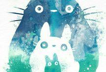 Studio Ghibli ♥