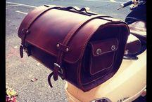 Tašky na motorku