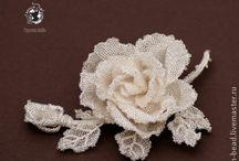fiori di perline / by Petunia Viola