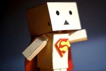 danbo / Just some cute pics of these little cute boxes of joy