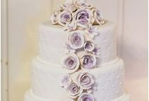 Bryllupskaker / Inspirasjon til de lekreste bryllupskakene du kan tenke deg!