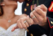 Marine Weddings / A day to rememeber