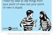 E CARDS / Funny things