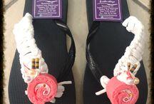 Fancy Flip flops!!! / Fancy Flip flops: 15 €