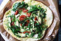 Pizza / Flammkuchen / Tarte & Co. / Pizza, Flammkuchen Tartes und mehr.