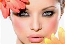 Hair & Makeup / by Teyah Lieser