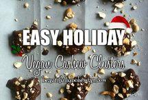Vegan Christmas Baking & DIY Gifts