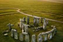 Stonehenge, Wiltshire - United Kingdom