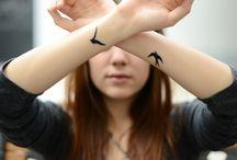 Tattoos + Piercings / by Joyce Ervin
