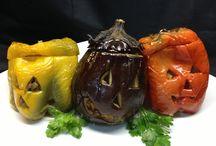 Halloween-food / Piatti mostruosi ... ma buonissimi!!!