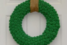 Wreaths, Mirrors, & Frames / by Tonda Thomas
