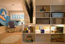 Kids Room Ideas / by Jocelyn Dillon