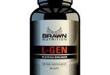 L-GEN (Laxogenin) by Brawn Nutrition