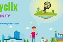 recyclix / They make it possible for you to earn by providing you open access to sale and purchase of recyclable materials on the international market using their website. https://recyclixturkey.wordpress.com