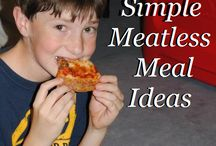 Lent meals and ideas
