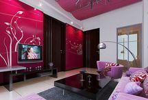Interiors / Know about the stylish trending and new interiors for flat, appartment, house.