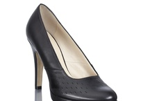 The Charlotte / The classic black heel, 100% Italian crafted quality. Beauty and comfort have arrived. Comfortable work heels, comfortable fashion heels, comfortable heels for bunion sufferers. Get your exclusive pair at http://www.JulieLopezShoes.com today! / by Julie Lopez Shoes