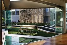 Inside | Outside / The seamless transition between the indoor and outdoor environment is a trend in contemporary homes.