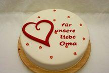 Heart Cake/ Herzblatt Torten