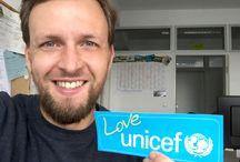 Das Team von UI for UNICEF / Seht euch das Team von United Internet for UNICEF an.