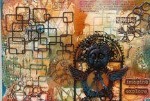 Mixed Media by Irit Shalom