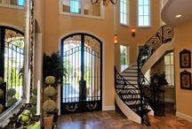 Puertas y brandales