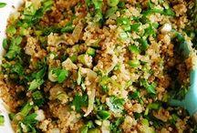 Grains: Quinoa