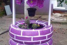 jardinagem reciclagem