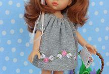 примеры одежды для куклы