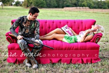 Engagement pics :) / by Sara Perry
