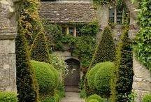 Huis, tuin en natuur