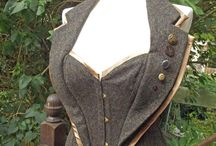 Inspiration - Sewing / upcycling clothes