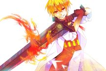 Magi ~ The Labyrinth of Magic ✗ / You think you've seen me at my best ?  Prepare to get left behind in the dust.