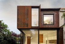 Casas con estructura