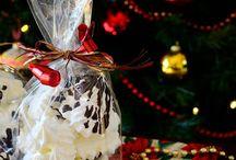 Christmas time - my blog / Tutte le ricette con foto passo a passo natalizie del mio blog di cucina