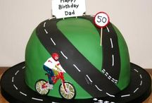 cycle cakes