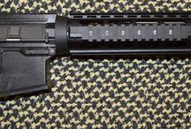 AR15 Handguards