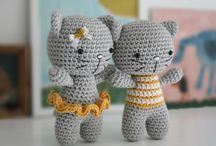 Cute and neat crochet/knitting/sewing ideas.