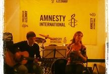 Concerts pour les droits humains - Antibes 5 mai 2012 / by Julien Bonnel