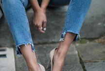 Cut off jeans - Fashion