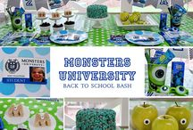 Monster University / by Leticia Greulich